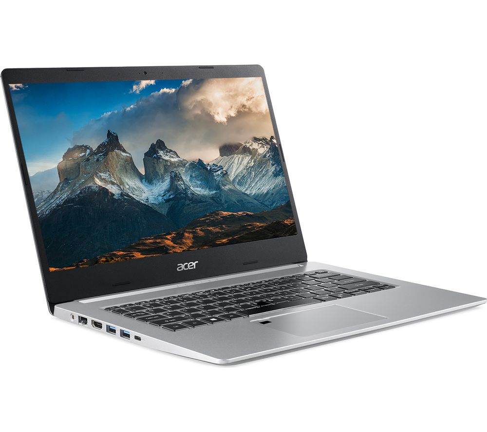 "ACER Aspire 5 A514-52 14"" Laptop - Intel® Core™ i5, 256 GB SSD, Silver, Silver"