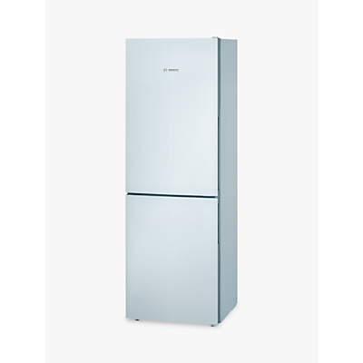 Bosch Classixx KGV33XW30G Freestanding 60/40 Fridge Freezer, A++ Energy Rating, 60cm Wide, White